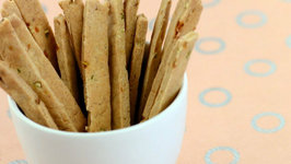 Cheese and Vegetable Sticks ( Healthy Snack for Kids) by Tarla Dalal