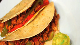 Spicy Turkey Taco's