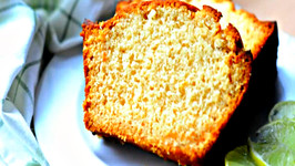 Easy Sugar-Free Lemon Cake