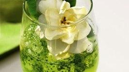 Lime Martini Garnishing Tips
