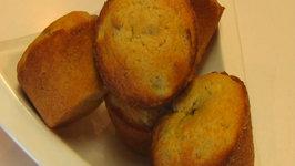 Betty's Oversized Banana Pecan Muffins