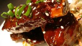 Vietnamese Pork Riblets in Caramel Sauce