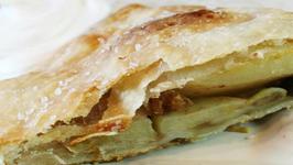 Tim's Apple Burrito