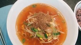 Korean Soybean Sprout Soup