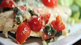 Bruschetta Tilapia- Healthy, Fresh and Easy