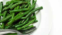Outback Steakhouse Steamed Green Beans