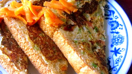Vegetable Sooji Sandwich