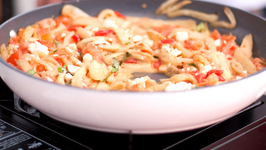 Mediterranean Eggplant Noodles