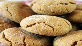 Spiced Gingerbreads Cookie
