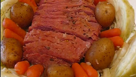 Betty's New England Boiled Corned Beef Dinner-- for St. Patrick's Day!