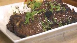 Kalbi Korean Beef Short Ribs