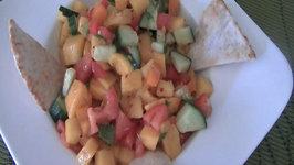 Mango Salsa (Fresh Mango Salad)