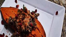 The Sexy Vegan Cooking 37 - Gluten-Free Thanksgiving