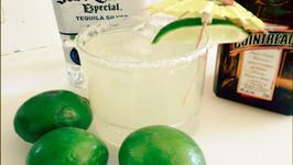 The Perfect No Hangover (unless you're an idiot) Margarita! GC Ep 11