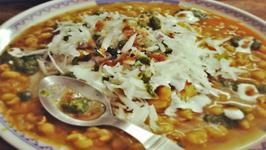 Chatpati Aaloo - Matar Ki Chaat