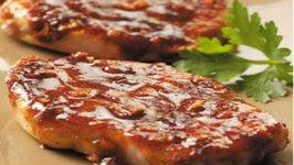Spicy Plum Sauce Pork - Part 1