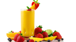 Mango Fruit Smoothie