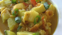 Zucchini Curry - Indian Food