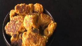 Sweet Potato Cutlets  Indian Sweet Potato Fritters  Yam