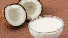 Raw Food Coconut Milk
