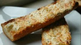 Butter Free Garlic Bread