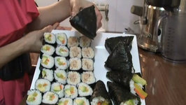 Part 1 - How to Make 3 Types of Sushi Rolls