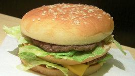 Homemade McDonalds Big Mac