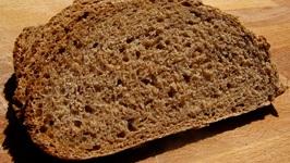 Bran Applesauce Bread