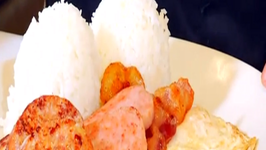 Hawaiian Grown Kitchen - Cajun Fish Jambalaya and Big Breakfast - Segment 3