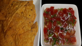 Red Hot Tomato Salsa