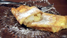 Crepes Filled with Lemon Souffle (part 2) Sweet World 18