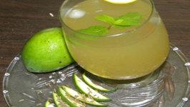 Raw mango Cooler Absolute Desi Cooler