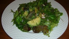 Appetizer Avocado Salad