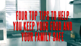 Tips on Food Safety