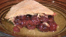 Fresh and Wholesome Cherry Pie