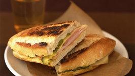 Jarlsberg Cuban Sandwich