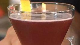 Milwaukee Flirtini - A Fresh Fruit Martini
