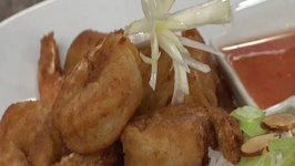 Karaage Shrimp with Thai Sweet Chili Sauce