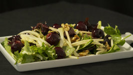 Stemilt Cherry, Apple and Fennel Salad with Walnuts