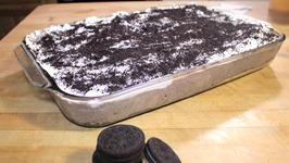 Oreo Cookies 'N' Cream Pie