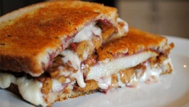 Cheese Sausage Sandwich Loaf