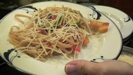 Quick and Easy Grilled Pasta Primavera