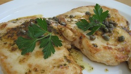 Chicken Piccata   Easy Answer to a Busy Weeknight Dinner