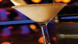 Monkey Fondue Cocktail