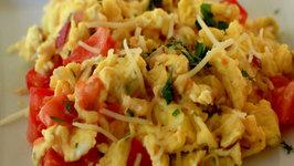 Amazing Scrambled Eggs