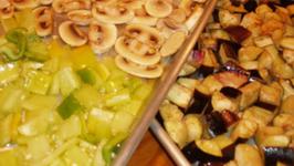 Armenian Salad of Roasted Vegetables