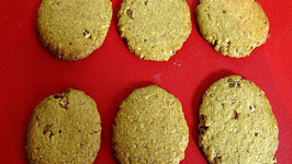 German Chocolate Cookies