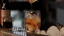 How to Make a Maple Bourbon Old Fashioned
