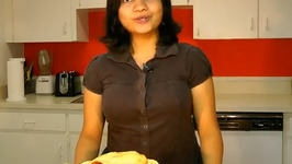 Indian Chana Bhatura