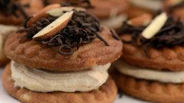 Almond Cookie Tiramisu by Tarla Dalal